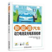 新能源汽车动力电池及充电系统检修 吴荣辉 机械工业出版社