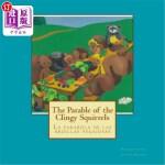 【中商海外直订】The Parable of the Clingy Squirrels: La parabola de