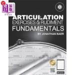 【中商海外直订】Articulation Exercises and Rudiment Fundamentals