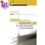 【中商海外直订】Wlan Systems and Wireless IP for Next Generation Co