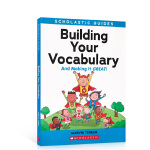 英文原版进口绘本 学乐出版 Scholastic Guide:Building Your Vocabulary 小学生