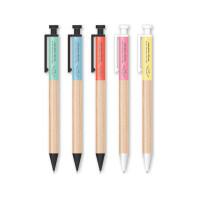 晨光学生铅笔 0.5/0.7 活动铅笔 按动铅笔 V1301/V1302 10支装