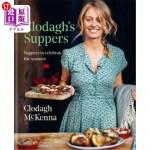 【中商海外直订】Clodagh's Suppers: Suppers to Celebrate the Seasons