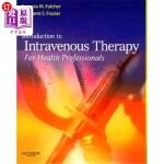 【中商海外直订】Introduction to Intravenous Therapy for Health Prof