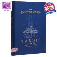 【中商原版】神秘博士:时间机器和宇宙飞船的40种指令手册 英文原版 Doctor Who: TARDIS Type 4