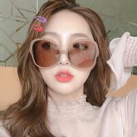 2019新款女士茶色墨镜女士时尚眼镜街拍大脸韩版潮流太阳镜