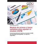 【预订】Modelo de Primas O Tasas Apilables Para Ajustar El Mode
