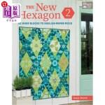 【中商海外直订】The New Hexagon 2: 52 More Blocks to English Paper