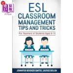 【中商海外直订】ESL Classroom Management Tips and Tricks: For Teach
