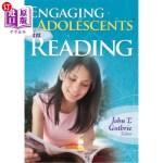 【中商海外直订】Engaging Adolescents in Reading