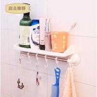 吸盘置物架强力真空卫浴吸盘式置物架毛巾置物架卫生间厨房厕所架SN1951