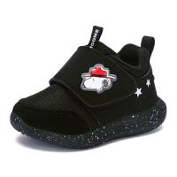 史努比童鞋男孩新款二棉休闲鞋S8142DD835