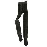 1800D竖条纹女秋冬季绒质感加绒加厚款连裤袜保暖打底裤袜