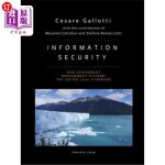 【中商海外直订】Information security: risk assessment, management s