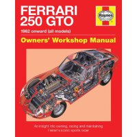 英文原版 Haynes手册 法拉利250GTO大揭秘 Ferrari 250 GTO (Owners' Worksho