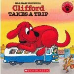 Clifford Takes A Trip (Audio)学乐有声读物:大红狗去旅行(书+CD)ISBN9780545003582