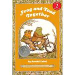 Frog and Toad Together Book and CD青蛙和蟾蜍在一起(书+CD)(I Can Read,Level 2)ISBN9780061247736