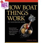 【中商海外直订】How Boat Things Work: An Illustrated Guide