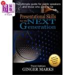 【中商海外直订】Presentational Skills for the Next Generation
