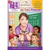 【中商海外直订】Miss Penny Says Prove It!: A Math-Infused Story abo