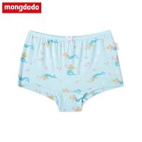 拉巴拉旗下新都市童装梦多多女童内裤2019年夏季新款中大童女童1条装平角裤