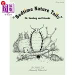 【中商海外直订】Bedtime Nature Tails: Mr. Sowbug and Friends