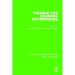【预订】Finance for Growing Enterprises
