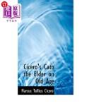 【中商海外直订】Cicero's Cato the Elder on Old Age
