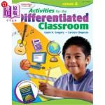 【中商海外直订】Activities for the Differentiated Classroom: Grade