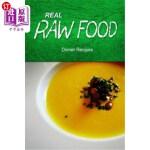 【中商海外直订】Real Raw Food - Dinner Recipes