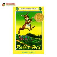凯迪克图书 进口英语英文原版绘本 美国进口 永远的经典 1945年纽伯瑞奖 Rabbit Hill兔子坡【平装】