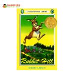 凯迪克 进口英语英文原版绘本 美国进口 永远的经典 1945年纽伯瑞奖 Rabbit Hill兔子坡【平装】