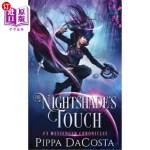 【中商海外直订】The Nightshade's Touch