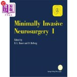【中商海外直订】Minimally Invasive Neurosurgery I