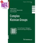 【中商海外直订】Complex Kleinian Groups