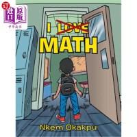 【中商海外直订】I Love Math