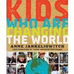 【预订】Kids Who Are Changing the World