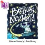 【中商海外直订】Beebop's New World