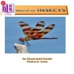 【中商海外直订】The World of Insects: an illustrated guide