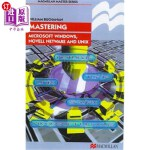 【中商海外直订】Mastering Microsoft Windows, Novell NetWare and Uni