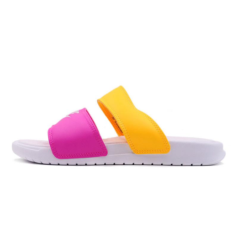 NIKE耐克 女鞋 运动拖鞋沙滩拖鞋休闲凉拖鞋 819717-102 运动拖鞋沙滩拖鞋休闲凉拖鞋