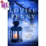 【中商海外直订】Louise Penny Set: The First Three Chief Inspector G