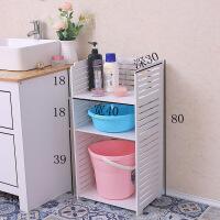 卫生间防水置物架落地浴室柜洗手台脸盆架厕所洗漱用品收纳柜