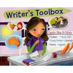 【预订】Writer's Toolbox: Learn How to Write Letters, Fairy Tal