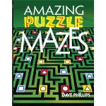 Amazing Puzzle Mazes (【按需印刷】)