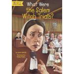 【预订】What Were the Salem Witch Trials?