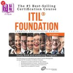 【中商海外直订】ITIL (R) Foundation Complete Certification Kit - St