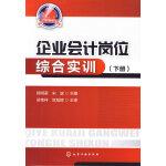企业会计岗位综合实训(韩明君)(下册)