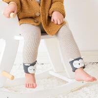 儿童打底裤春秋新款2018冬季厚款外穿婴儿长裤子保暖袜女宝宝