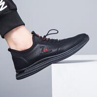 宜驰 EGCHI 运动休闲鞋子男士隐形内增高鞋舒适户外慢跑学生潮流鞋子 K19117